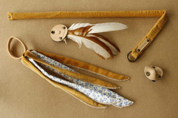 Kit de plusieurs joojoo, avec un greloo, un plumfoo, un poolpe et une canapêche