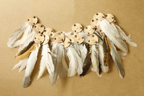 Plumfoo, des jouets à base de plume